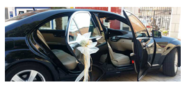Airport Luton Taxi Wedding